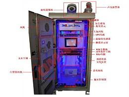 神行太保星夜抵达,广东ETC门架系统一体化智能机柜调试