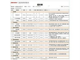 这里有你想要的的机房动力环境设备清单<附报价单>