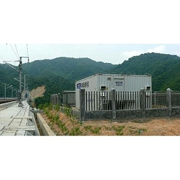 哈尔滨铁路局通信信号机房动环监控案例,这个厂家铁路业绩斐然
